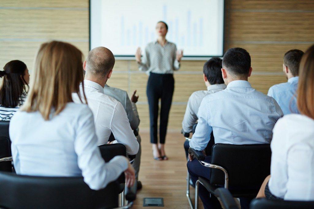 classroom in 21st century